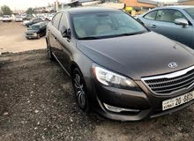 Grey Kia Cadenza 2012 for sale