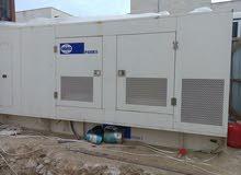 مولد كهرباء كبير  generators