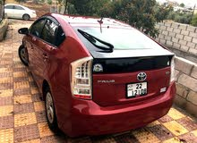Automatic Maroon Toyota 2011 for sale