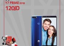 جهاز هواوي Y7 2018 & هواوي Y9 2019 معا بكجات هدية وبطاقة شحن بأفضل سعر