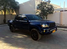 Toyota Tacuma 2005 For sale - Blue color