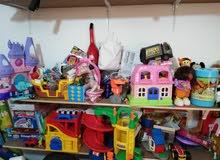 أجمل العاب الاطفال والدرجات والسيارات الصغيره وألعاب الذكاء وأسعار جميله