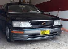 Lexus LS 1995 For sale - Green color