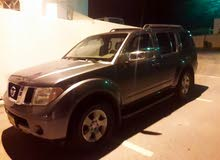 Gasoline Fuel/Power   Nissan Pathfinder 2006