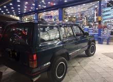 شيروكي 1998 للبيع بحالة متوسطة