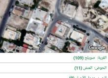 ارض للبيع دابوق المنش مساحه 700م منطقة فلل مطله وكاشفه بسعر 290الف