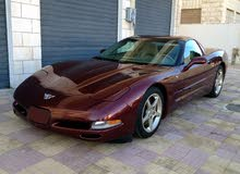 Chevrolet Corvette car for sale 2003 in Amman city