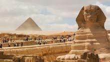 تاشيرة مصرية ( استيكير في الجواز )