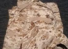 بدلة عسكرية جديدة للبيع