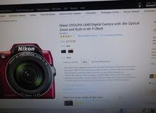Used  DSLR Cameras up for sale in Jeddah