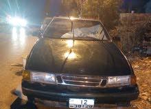سيارةساب فئة9000موديل95فل الفل بحاجة لاماتور وبربيش بور مرخصة19/5/2019