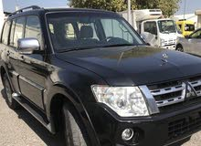 Mitsubishi Pajero 2012 GCC Full options for sale only 33,000 ,باجيرو 2012 قابل للتفاوض