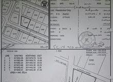 المعبيلة بلوكات 4/9 845 متر