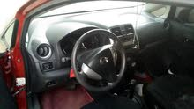Nissan Versa car is available for sale, the car is in Used condition