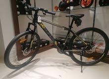 27.5 size dukes bike
