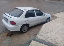 Manual White Hyundai 1994 for sale