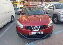 Nissan qashqai with one year registration contact 0505624634 call r WhatsApp me