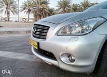 إنفنتي M56 محرك V8 وكالة عمان صيانة الوكالة