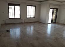 Khalda neighborhood Amman city - 265 sqm apartment for rent