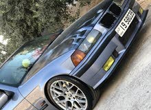 Manual Blue BMW 1995 for sale