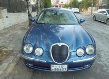 Automatic Blue Jaguar 2004 for sale