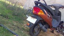 Used Vespa motorbike available in Tripoli