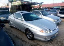 Hyundai Tiburon car for sale 2000 in Amman city