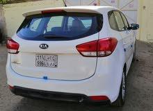Gasoline Fuel/Power   Kia Carens 2014
