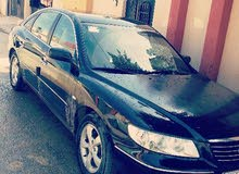 Black Hyundai Azera 2006 for sale