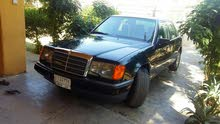 Available for sale! 0 km mileage Mercedes Benz E 300 1992