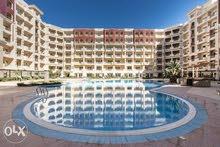شالية فندقي بكمبوند فلورينزا بمنطقة عربية 5*