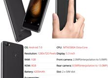 Smart Phone 3G 5.3 1Go 8 Go