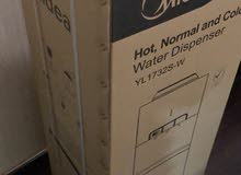 ( Media Hot, Normal and Cold Water dispenser )