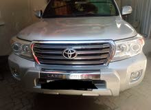 Toyota land cruiser model 2010