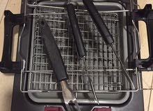 grill in perfect condition / v strong / big fork / 30 kd /