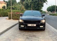 Dodge Charger 2018 with good condition and low kilometers