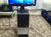 للبيع كمبيوتر مكتبي core i3 / 4GB / 500GB