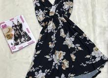 فستان منسابات