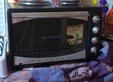اوفن كويتي كلشي مناقصه. شغال وبي طباخ ع الكهرباء ثنينهم شغاله ومكفول من التصليح