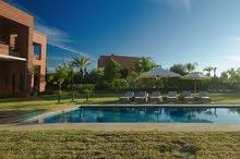 قصر فخم 7 أجنحة للإيجار بمدينة مراكش المغربية لمحبي السفر والاستجمام