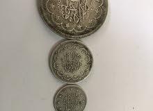 مجموعه عمله فضه عثماني قديمه سنه 1255هـ للتواصل 66158773