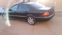 Used Mercedes Benz S 500 for sale in Tripoli
