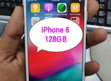 iPhone 6 128GB like new,