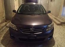 Manual Brown Toyota 2010 for sale
