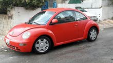 Used condition Volkswagen Beetle 1998 with 1 - 9,999 km mileage