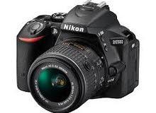 كاميرا نيكون للبدل على كانون