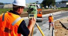 مهندس مدني متخصص في الطرق والمساحة والبنية التحتية