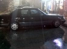 Black Mercedes Benz E 200 1985 for sale