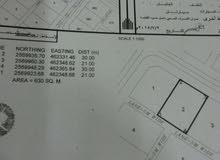 للبيع ارض سكنية الطيب التاسعة