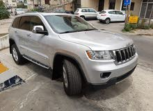 2011 JEEP GRAND CHEROKEE LIMITED SILVER LEATHER BLACK V6  NEW ARRIVAL FROM USA